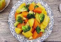 蔬菜大雜燴,多吃蔬菜就是好!