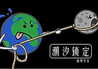 """月球被地球""""潮汐鎖定"""",那地球為什麼沒有被太陽""""潮汐鎖定""""?"""