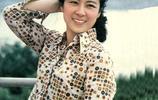 王馥荔,12張老照片,雙眼含笑韻味十足,曾經被譽為天下第一嫂