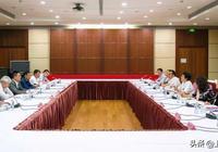 加大青浦教育發展!區委書記會見中國500強企業深入合作