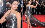 寶萊塢最美的女星們齊聚戛納紅毯:用美貌征服世界影壇