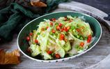 白菜別老燉粉條了,試試這個新吃法,做法是真簡單,味道卻不一般