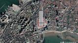 從衛星圖上看山東省這些城市的火車站,你認為哪個設計的最好看?