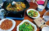 牛蛋燒甲魚,單身廠花被男同事拉到古田喝酒吃美食,舌尖上的礄口