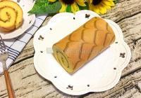 花生醬蛋糕卷