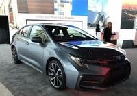 豐田的銷冠王來了,顏值再一度升級,有喜歡這款車的嗎?