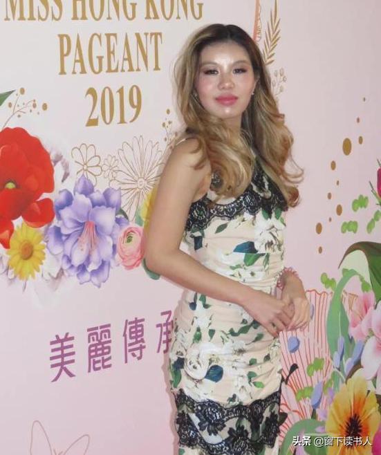 2019香港小姐競選,讓人感嘆:港姐顏值與香港經濟發展正相關啊