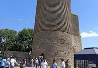 阿塞拜疆巴庫老城風貌