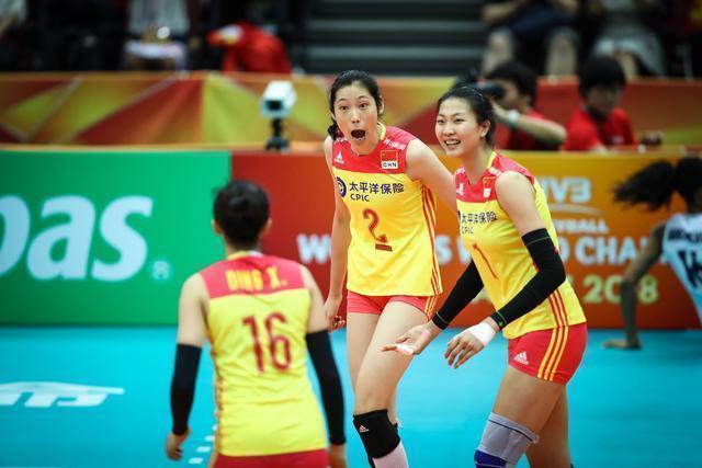 橫掃日本女排背後!郎平點出中國隊需提高2點!對1人提出更高要求