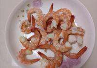 剛學做的蒜蓉大蝦,花了30元錢1個人剛剛吃飽!