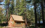 自然風光圖集:林中小屋