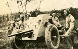 37毫米戰防炮:國軍反坦克利器,可擊毀日軍任何一種坦克
