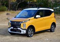 排量雖小但是實用,全新三菱eKwagon登陸日本市場