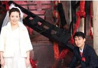 靳東老幹部與李佳結婚照