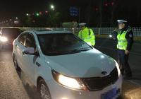 持續整治 保道路暢通-直屬一大隊開展夜查集中整治行動