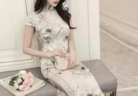 女人穿旗袍想顯氣質,會注意這四個小細節,你做到了嗎