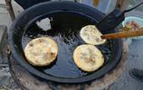 魯西南農村大集上10餘種特色美食小吃,你吃過麼,最喜歡哪一種