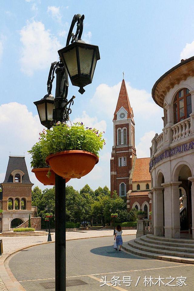 廣州花都歐洲小鎮:領略近在咫尺的歐洲風情!