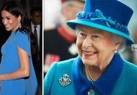 """梅根""""懷孕""""後再出新想法,打破婆婆戴安娜傳統,努力向女王學習"""