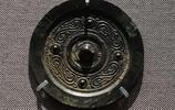 山東古墓出土顏值超高的漢朝青銅鏡,時隔兩千年還宛如新鑄一般
