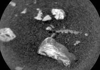 好奇號火星上新發現一塊閃亮的東西,NASA科學家很好奇這是什麼