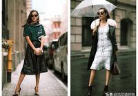 40歲成熟女人的簡約穿搭,減齡之餘又很顯女人味,塑造優雅知性美