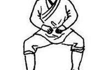內功基本練法!行、走、坐、臥都可以練的功法!