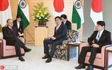 印度離任國防部長訪日 會晤日本首相安倍晉三