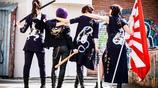 實拍日本女子飆車黨,生活混亂很難找到男朋友
