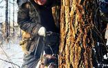 光輝歲月——回憶大興安嶺林區採伐生產!(尤桂芹老師紀實攝影)