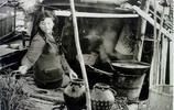 老照片再現80年代的中國社會:人民生活開始紅火起來,圖九是模特