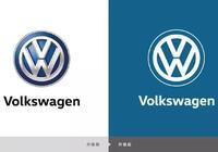 大眾更換全新品牌logo,立體大眾標被拋棄