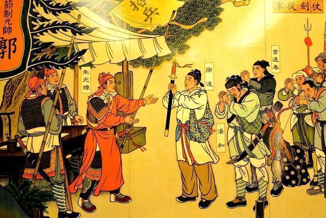 朱元璋宴請群臣,劉伯溫看著桌上的菜,對徐達說:我們要死了