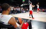 16/17歐洲籃球冠軍聯賽半決賽次回合前瞻:奧林匹亞科斯訓練備戰
