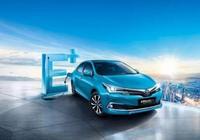 新能源一哥,卡羅拉雙擎E+滿油跑到你滿意,這款車值得擁有