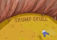 特朗普上任 100 天,《辛普森一家》出了支惡搞片特此紀念