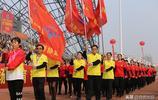 鄆城:第二屆全民健身運動會開幕式丨現場圖集
