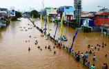 """每年都在下沉,隨時面臨""""淹沒""""的風險!世界上最""""危險""""的首都"""