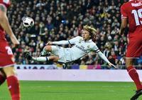 歐洲最佳中場?盧卡-莫德里奇傳記