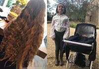 貝克漢姆女兒小七換髮型!她剪款波波頭圓臉變瓜子臉,就像換個人
