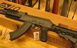 美國槍械公司針對AK47而研製的改進型