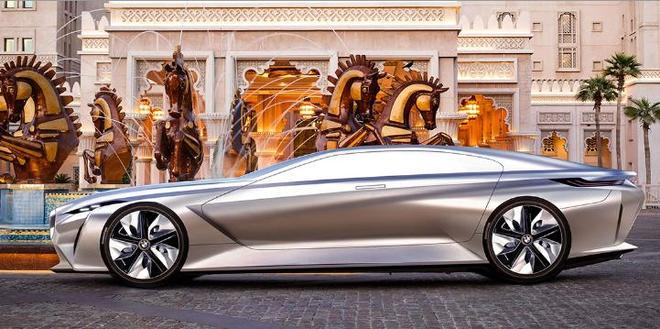 Opulence-寶馬概念車設計