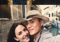 劉燁妻子出席活動,五官深邃引鏡頭,卻被網友稱太老