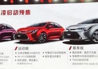上海車展的19款雷凌預售,那麼所謂的預售代表什麼含意?銷費者想購車該如何選擇?