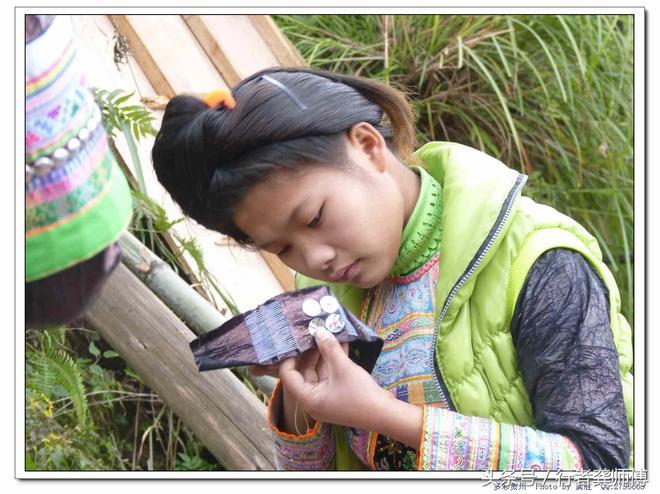 貴州黔東南:淳樸清新,偶遇繡鞋底的侗族姑娘