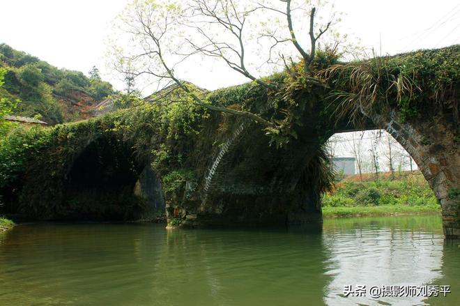 中國古建之韻——傳說中的青龍橋(江西 吉安 永新)