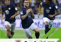 德甲升降級附加賽 布倫瑞克0-1狼堡 和記風雲體育