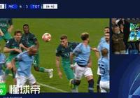 曼城對陣熱刺,略倫特明顯的手球進球,為何主裁判沒有判罰進球無效?