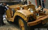 圖片故事:瘋狂的木質老爺車