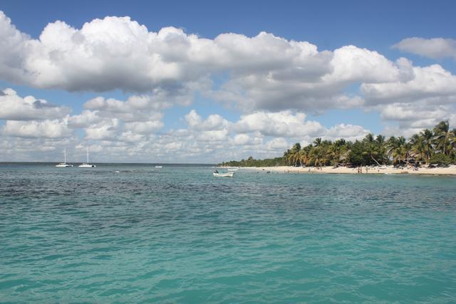 風景名勝:多米尼加